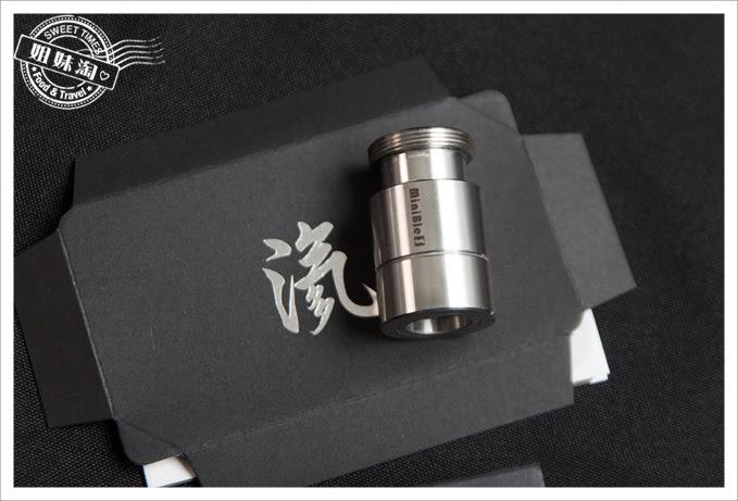 MiniBle S微氣泡起波器SUS316醫療級不鏽鋼