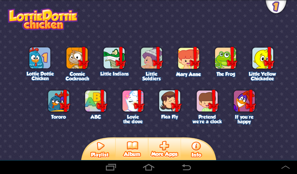Lottie Dottie Chicken - screenshot