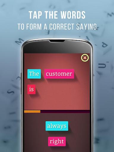 Learn English Vocabulary & Sayings- Sayings Master  screenshots 2