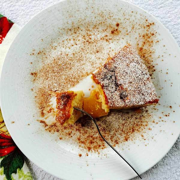 Enjoy This Really Nice Pineapple And Mixed Berries Cake With A Sprinkle Of Cinnamon And Icing Sugar If You Can Bear More Sweetness To It.