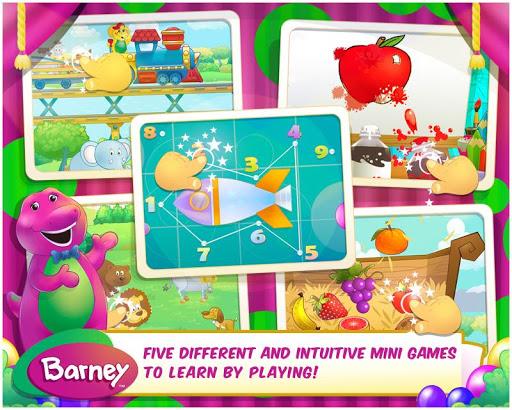 learn english with barney apk
