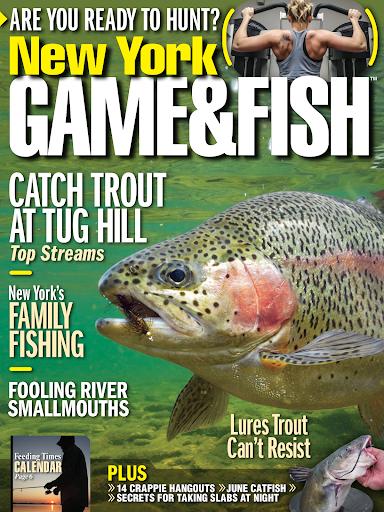 New York Game Fish