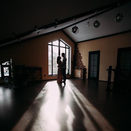 Wedding photographer Vladislav Vinnikov (Glass). Photo of 05.11.2017