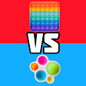SimpleDimple VS PopIt - What's better? Vote! icon