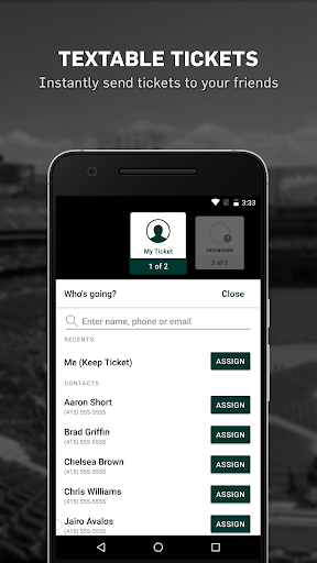 Gametime - Tickets to Sports, Concerts, Theater app (apk) free download for Android/PC/Windows screenshot