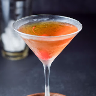 Roaring Rob Roy Cocktail