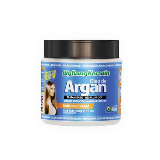 baño de crema bigbangkeratin argan 500gr