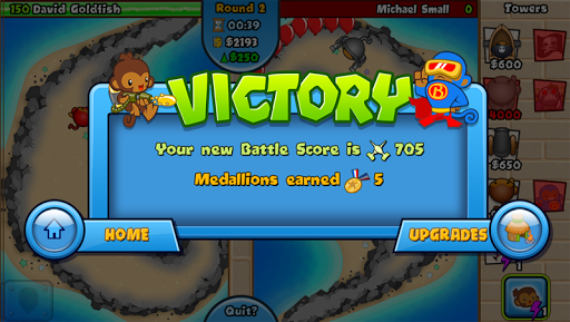 Bloons TD Battles - screenshot