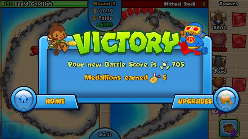 Bloons TD Battles Screenshot 12