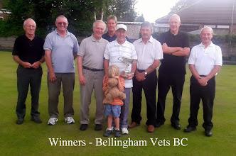 Photo: Bellingham BC Vets Team