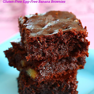 Gluten-Free and Egg Free Brownies