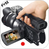 Full HD Camera and Video REC (1080P)