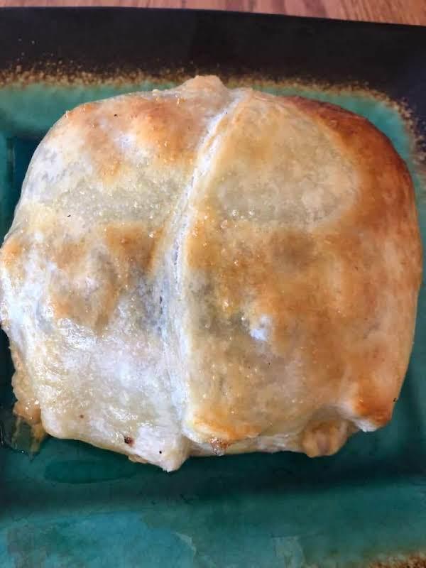 Cheeseburger Wellingtons Recipe