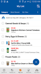 Albertsons- screenshot thumbnail