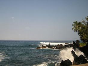 Photo: C1250070 Maui - wulkaniczne wybrzeze