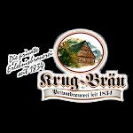 Logo of Krug-Bräu Kellerbier