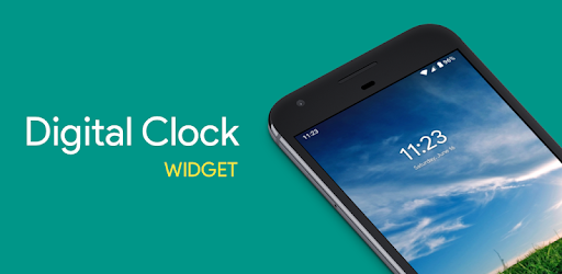 Digital Clock Widget - Apps on Google Play