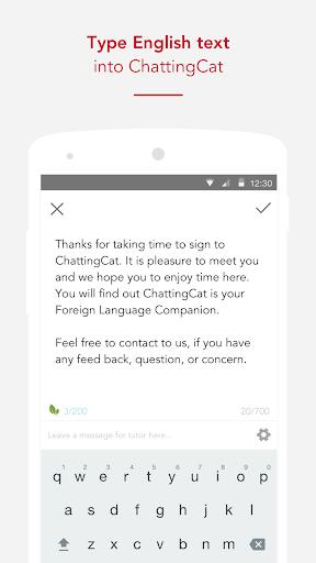 免費下載教育APP|チャッティングキャットー英文添削 app開箱文|APP開箱王