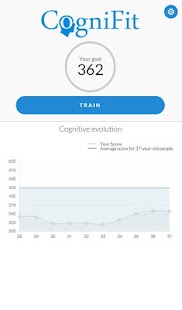 CogniFit Brain Fitness- thumbnail ng screenshot