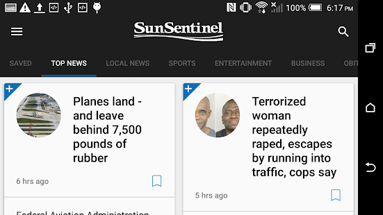 Sun Sentinel - screenshot thumbnail
