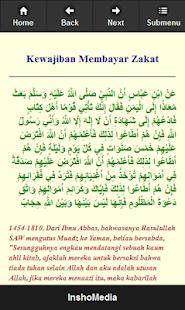 Hadits Fiqih Shohih Ibnu Majah screenshot