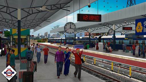 Indian Train Simulator  screenshots 2
