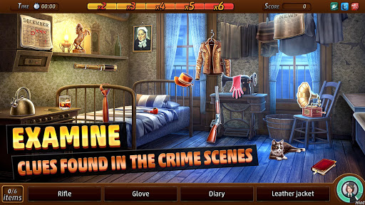 Criminal Case: Mysteries of the Past android2mod screenshots 7
