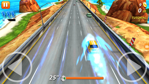 Furious Car Drive - screenshot