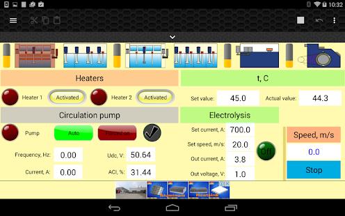 HMI Modbus TCP, Bluetooth Free - náhled