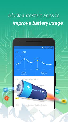 Purify – Speed & Battery Saver screenshot 1