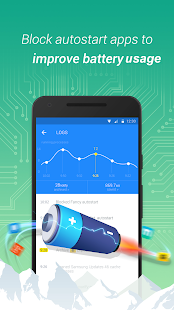 Purify – Speed & Battery Saver Screenshot