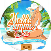 Hello Summer Beach VR