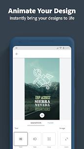 Adobe Spark Post: Graphic design MOD (Unlocked) 4