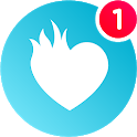 Waplog - Dating App to Chat & Meet New People icon