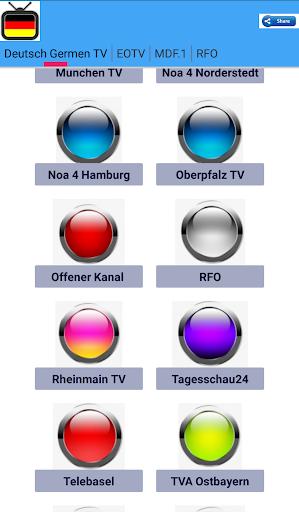 Deutsch Live IPTV 1.1.0 screenshots 2
