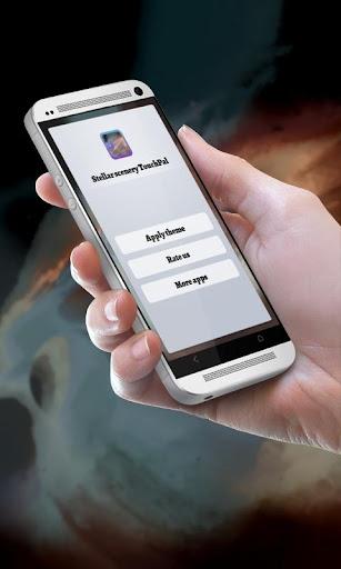 恆星的風景 TouchPal