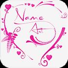 My Name Pics - Name Art icon