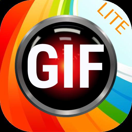 GIF Maker, GIF Editor, Video Maker Lite Icon