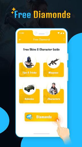 Guide and Free Diamonds for Free screenshot 2