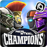 Real Steel Boxing Champions 2.4.120 (Mod Money)