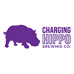 Logo of Charging Hippo You Down With I.P.P. Imperial Pumpkin Porter