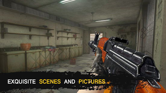 Bullet Strike Mission Screenshot