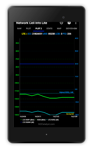 Network Cell Info Lite screenshot 20