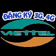 Đăng ký 3G/4G Viettel