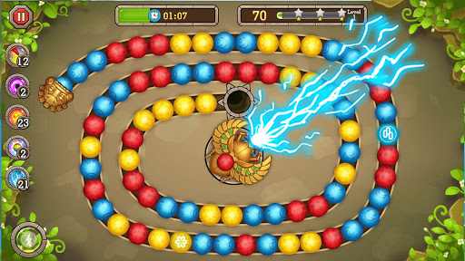 Jungle Marble Blast 1.0.7 screenshots 2