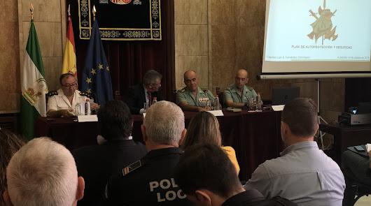El Tercio ultima la Desértica con una 'cumbre' de seguridad y emergencias