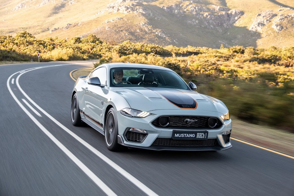 Ford announces local pricing for its new limited-edition Mustang Mach 1