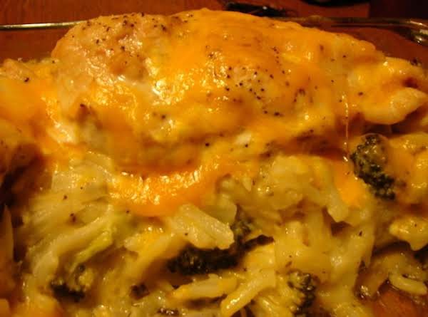 Chicken And Hashbrown Casserole Recipe