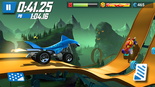 Hot Wheels Race Off para Android