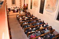 Jugendvorspiel in der Kirche